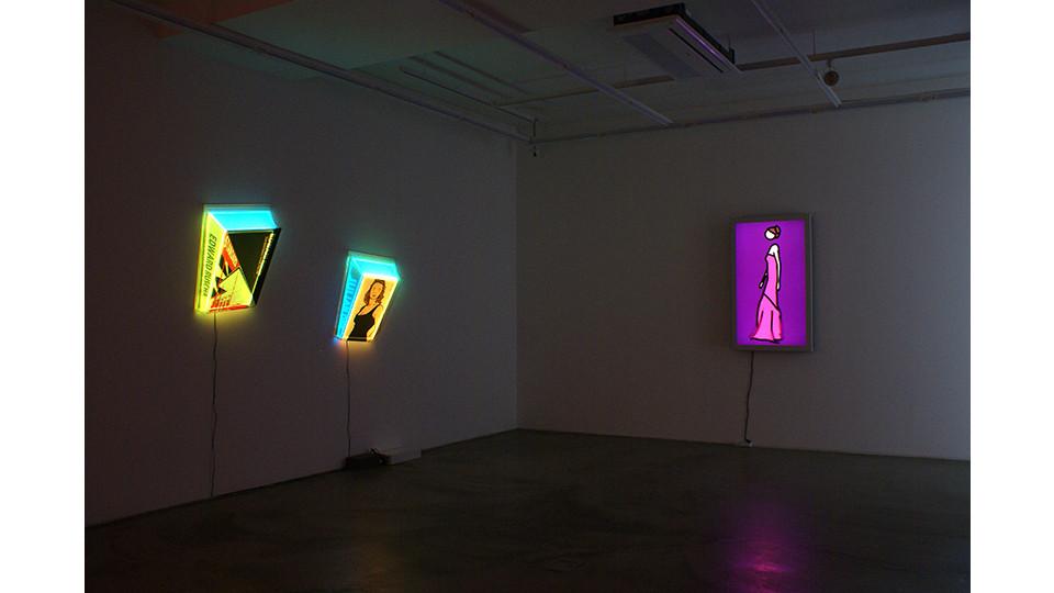 Installation view of Simon's Collection, 2012 at Gallery Simon, Seoul