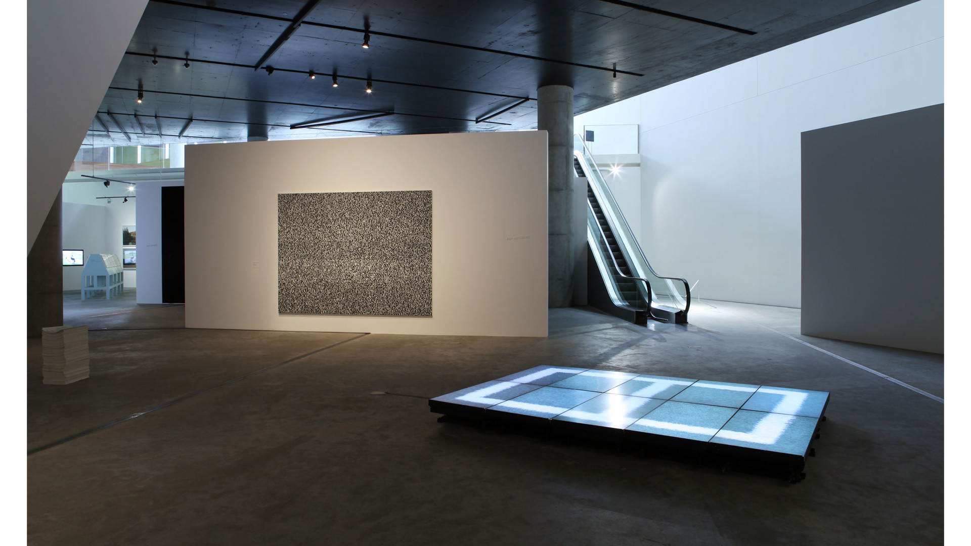 Installation view of Art Spectrum 2012, Leeum, Samsung Museum of Art, 2012