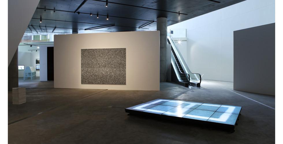 Installation view of Art Spectrum 2012, Leeum, Samsung Museum of Art, 2012