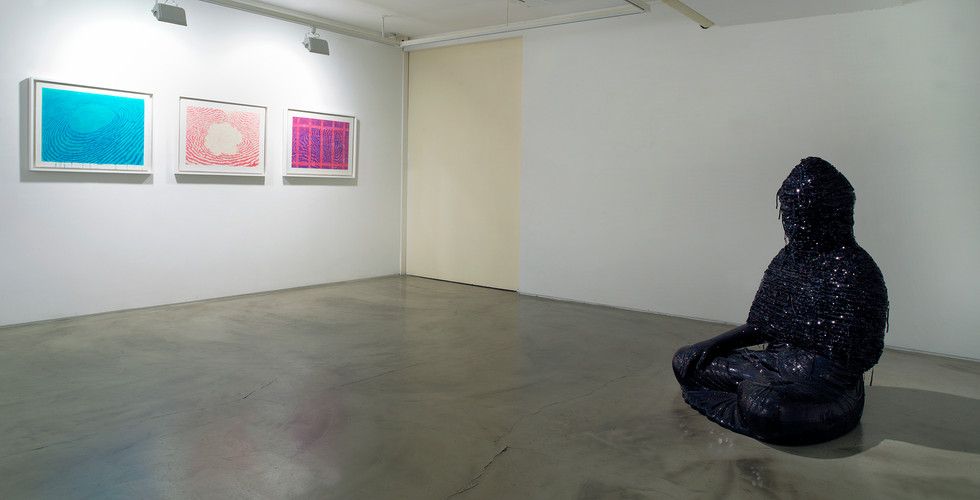 _Installation view of Light of Lightness_Gallery Simon_ 2018
