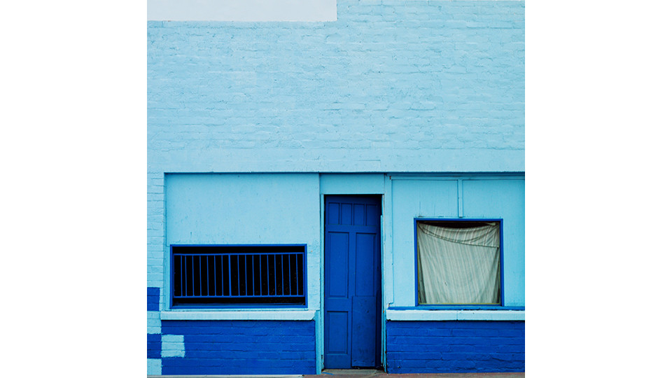 Suzy Nagie Avenue, 2016, archival pigment print, 122 x 122 cm