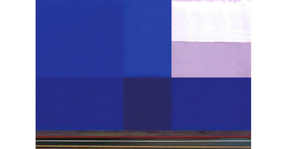 W 1st Street II, 2017, 140 x 182 cm, archival pigment print, ed. of 7