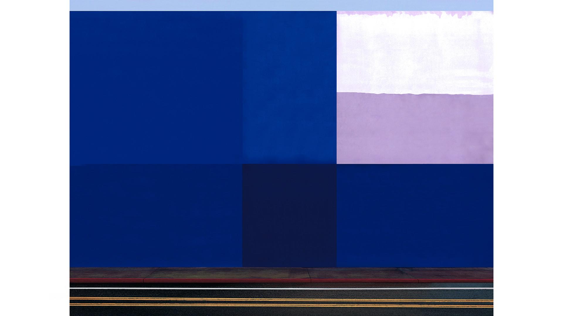 W 1st Street II, 2017 140 x 182 cm, archival pigment print, ed. of 7