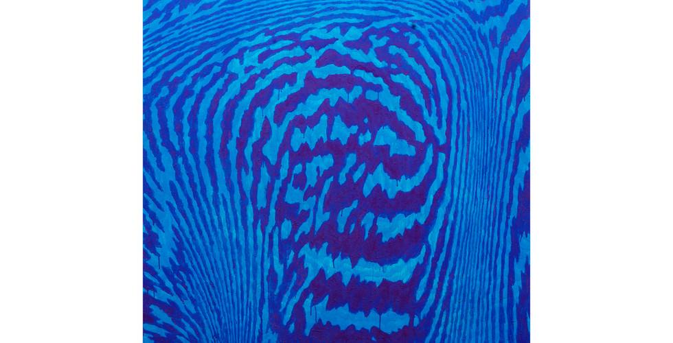 Light Lines_#2180103_2018_acrylic&phosphorescent pigment on canvas_137 x 137 cm