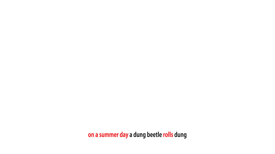 on a summer day, variable size, digital print on paper