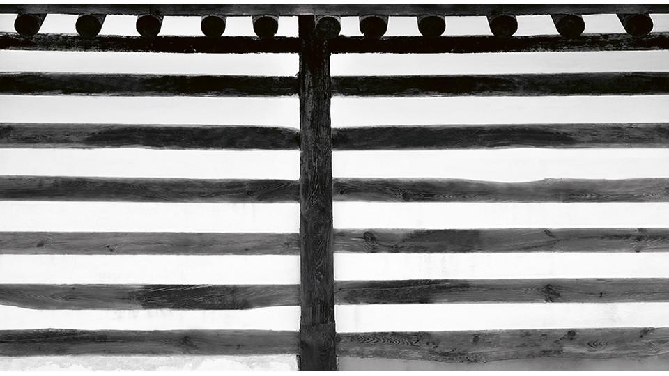 Hanok 9346, 2016, 140 x 242 cm, archival pigment print, ed. of 7