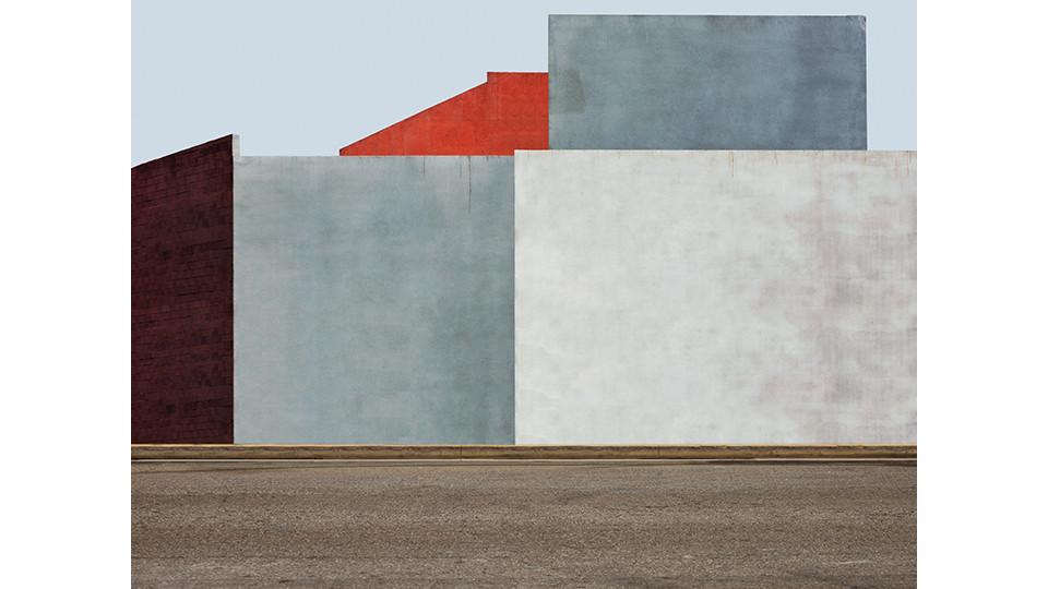 Stewart Avenue I, 2016, archival pigment print, 141 x 188 cm, ed. of 7