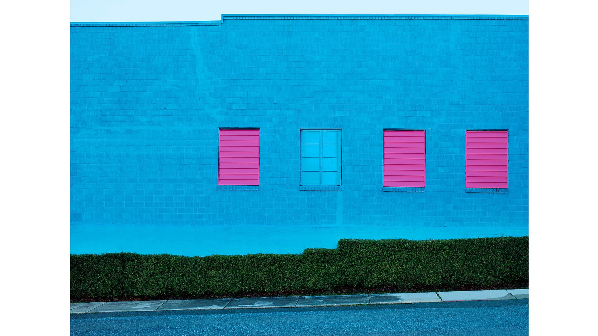 Gleason Drive, 2017 125 x 163 cm, archival pigment print, ed. of 7