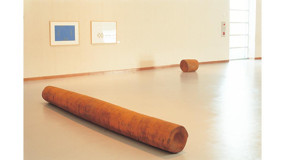 eadge of sound, 35X35X379, cast iron, 1996