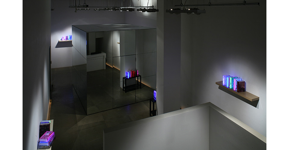 Installation View at Gallery Simon