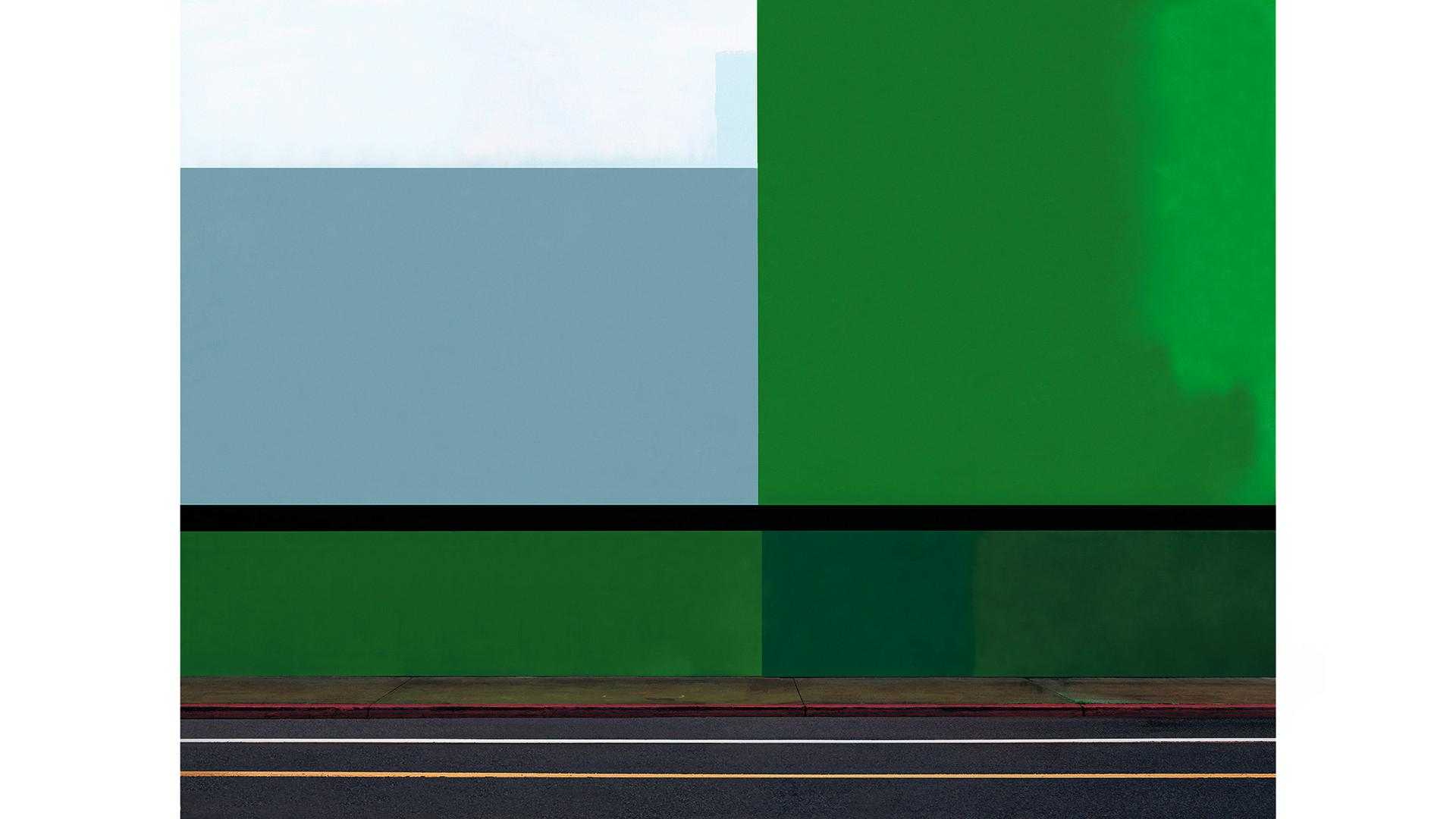 W 1st Street I, 2017 140 x 182 cm, archival pigment print, ed. of 7