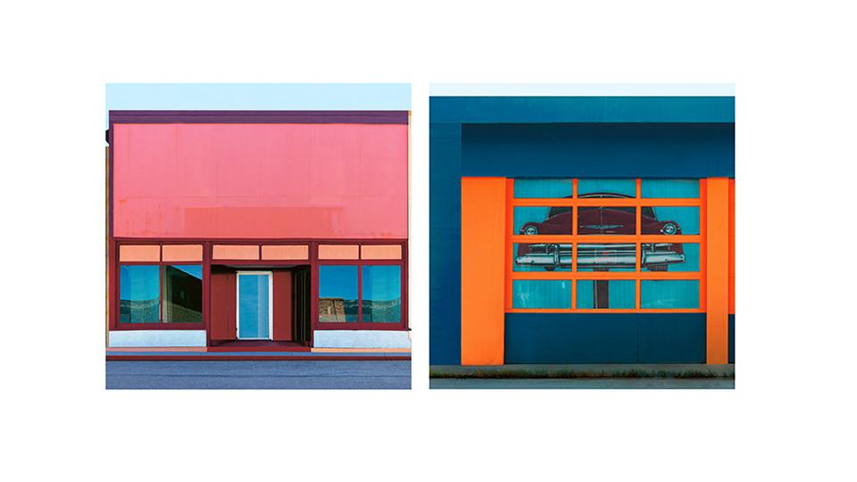 Vasi Way, Pine Street, 2017, 70 x 70 cm, archival pigment print, ed. of 10