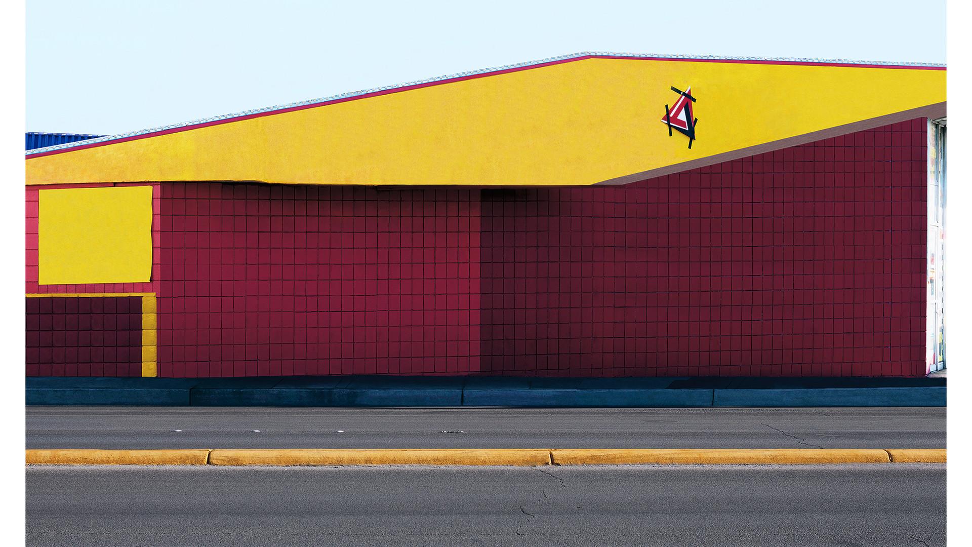 Bonanza Road, 2017 80x127cm, archival pigment print, ed
