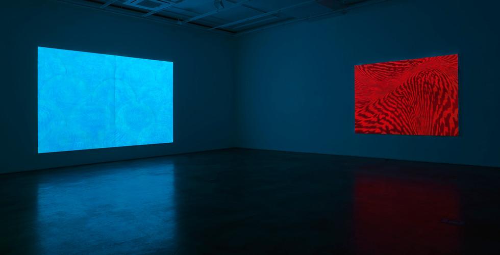 Installation view of Light of Lightness_Gallery Simon_ 2018-6