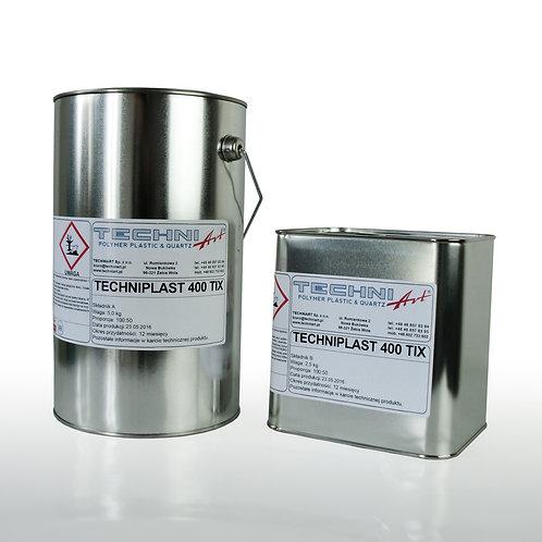 Techniplast 400 TIX - bezbarwna, tiksotropowa żywica epoksydowa do zastosowań wy