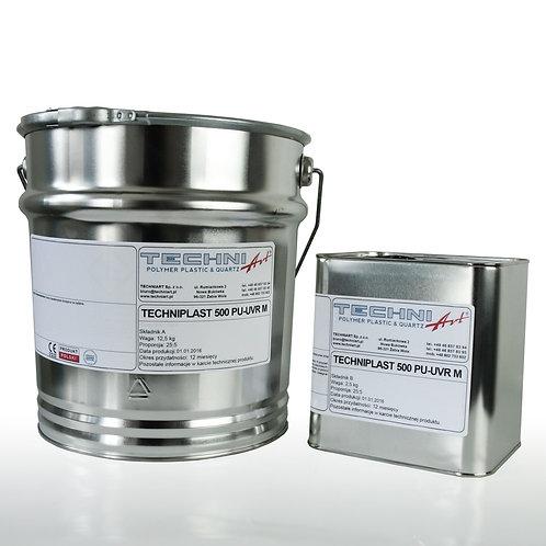 Techniplast 500 PU-UVR M - wysoce elastyczna żywica poliuretanowa