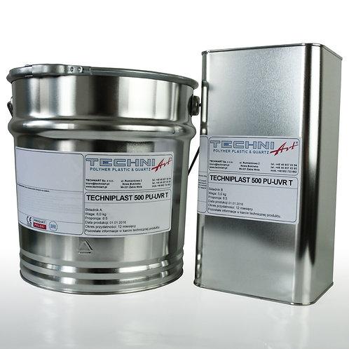 Techniplast 500 PU-UVR T -  żywica poliuretanowa do zastosowań zewnętrznych