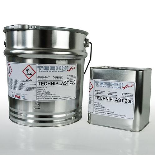 Techniplast 200 - barwna bezrozpuszczalnikowa żywica epoksydowa