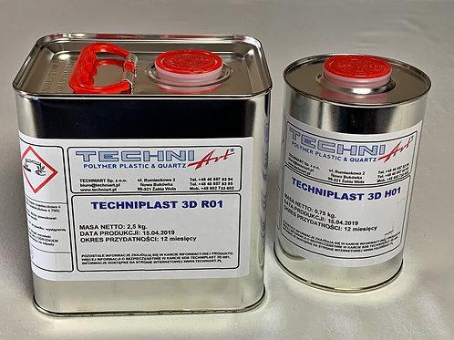 Zestaw    Techniplast 3D - R01 + Techniplast 3D - H01