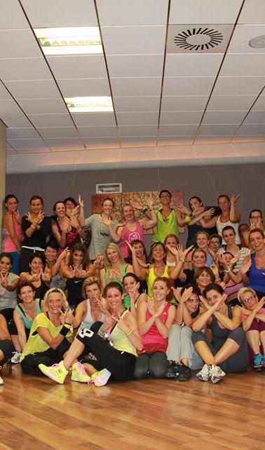 Wepping, la DanceFitness ideata da Cris e Glo