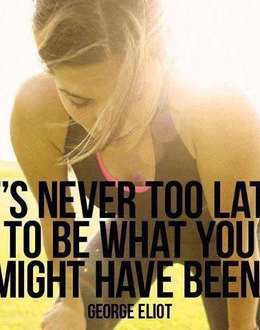 Non è mai troppo tardi per avere il corpo che hai sempre desiderato