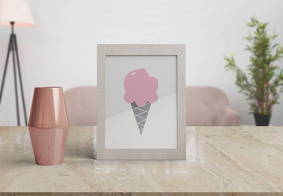 גלידה מסטיק