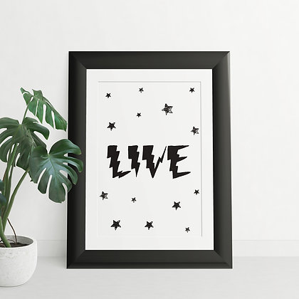 LIVE stars
