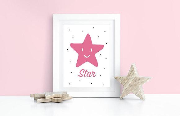 כוכב ורוד