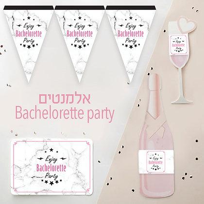 Bride party- סט למסיבת רווקות