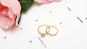 Destination Wedding, the perks of a weekday wedding!