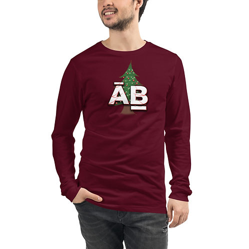 Christmas Unisex Long Sleeve Tee