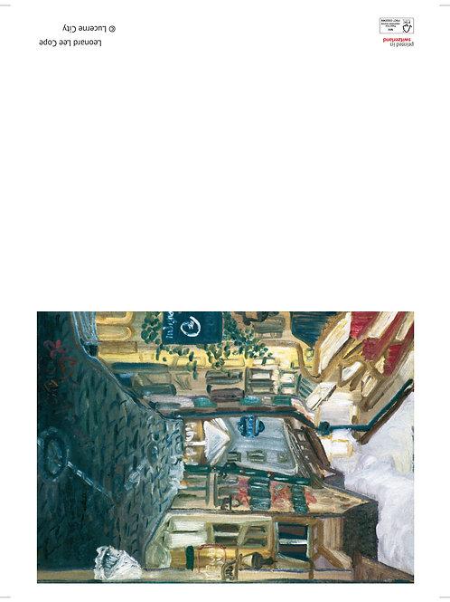 Manor Luzern Postkarte