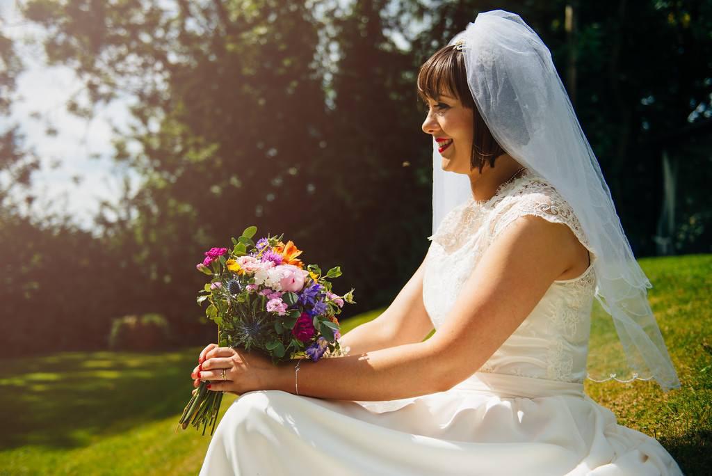 Bespoke Wedding Dress 9