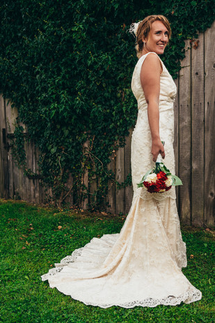 Bespoke Wedding Dress 3