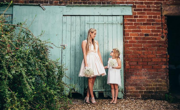 Bespoke Wedding Dress 6
