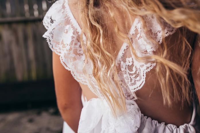 Bespoke Wedding Dress 11