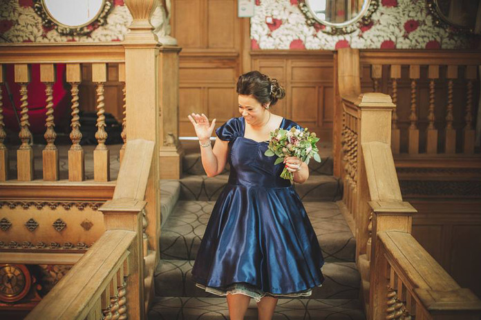 Bespoke Wedding Dress 5