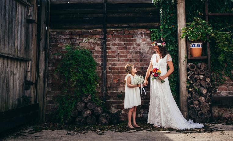 Bespoke Wedding Dress 12