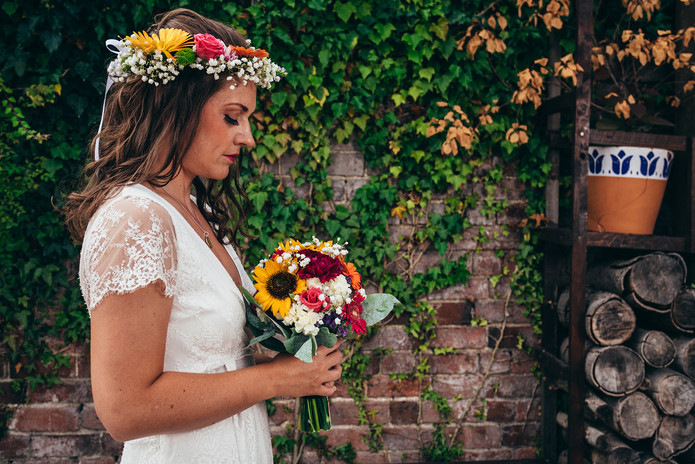 Bespoke Wedding Dress 1