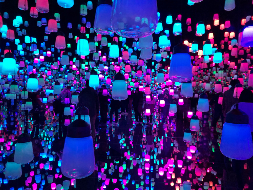 TeamLab Borderless Digital Art Museum, TeamLab, Digital Art Museum