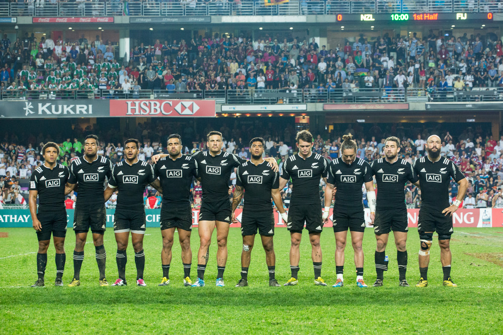 All Blacks, Australian rugby team