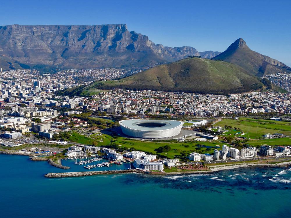 South Africa, stadium
