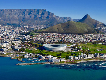 Top Attractions and Food of South Africa