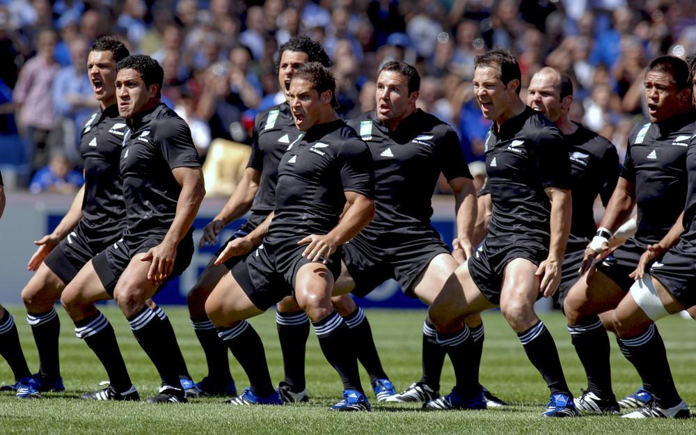 All Blacks, Haka