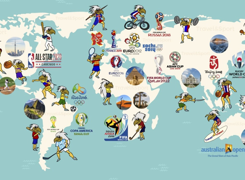 Travel Blog, Sport Blog