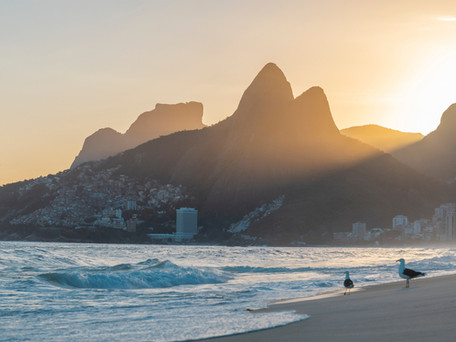 Attractions in Brazil