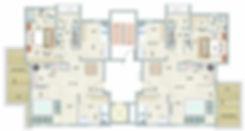 היבנר 50 תוכנית קומה