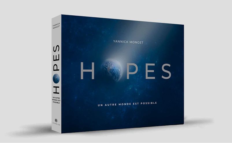 Hopes, livre, Yannick Monget