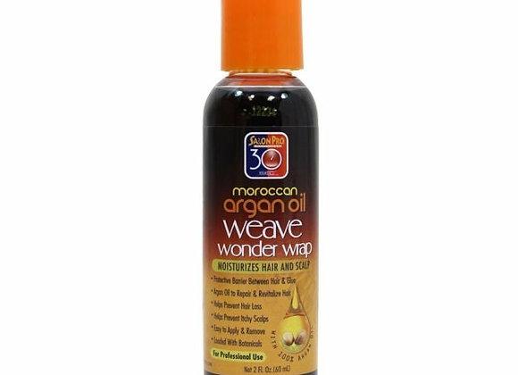 30 Sec Argan Oil Weave Wrap