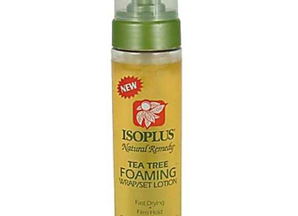 Tea Tree Foaming Wrap/ Set Lotion Isoplus